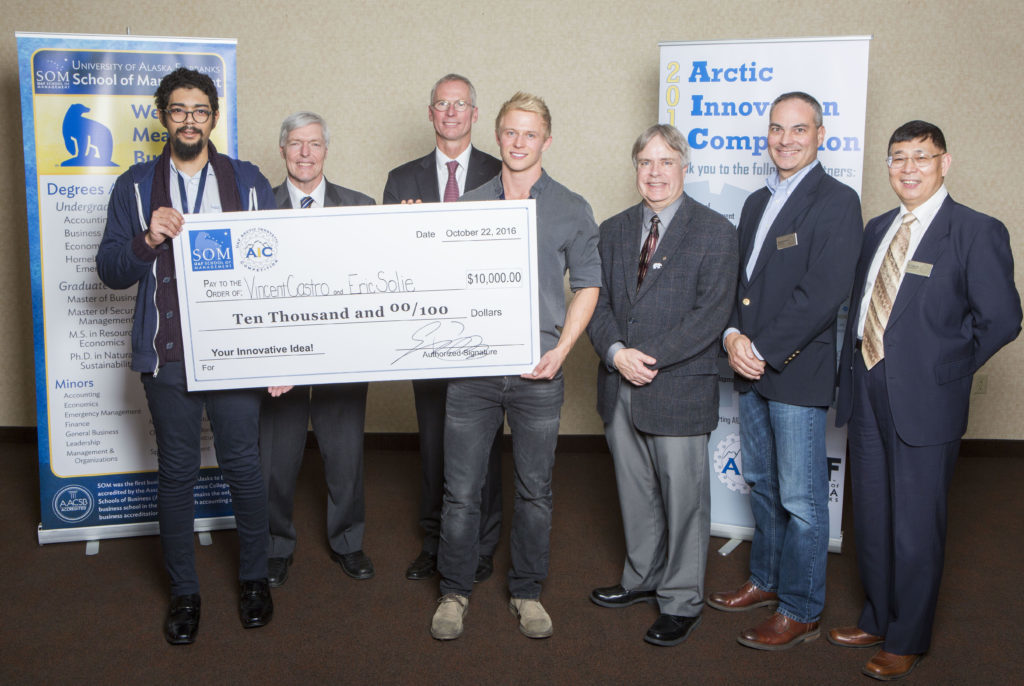 2016 Arctic Innovation Competition