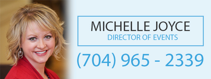 Director of Events, Michelle Joyce